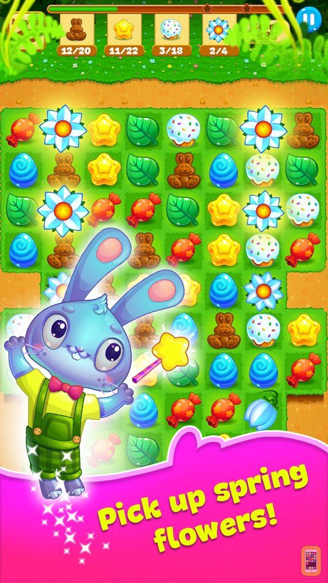 Screenshot - Easter Sweeper: Match 3 Games