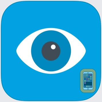 Prescription Check by Warby Parker (iPhone)