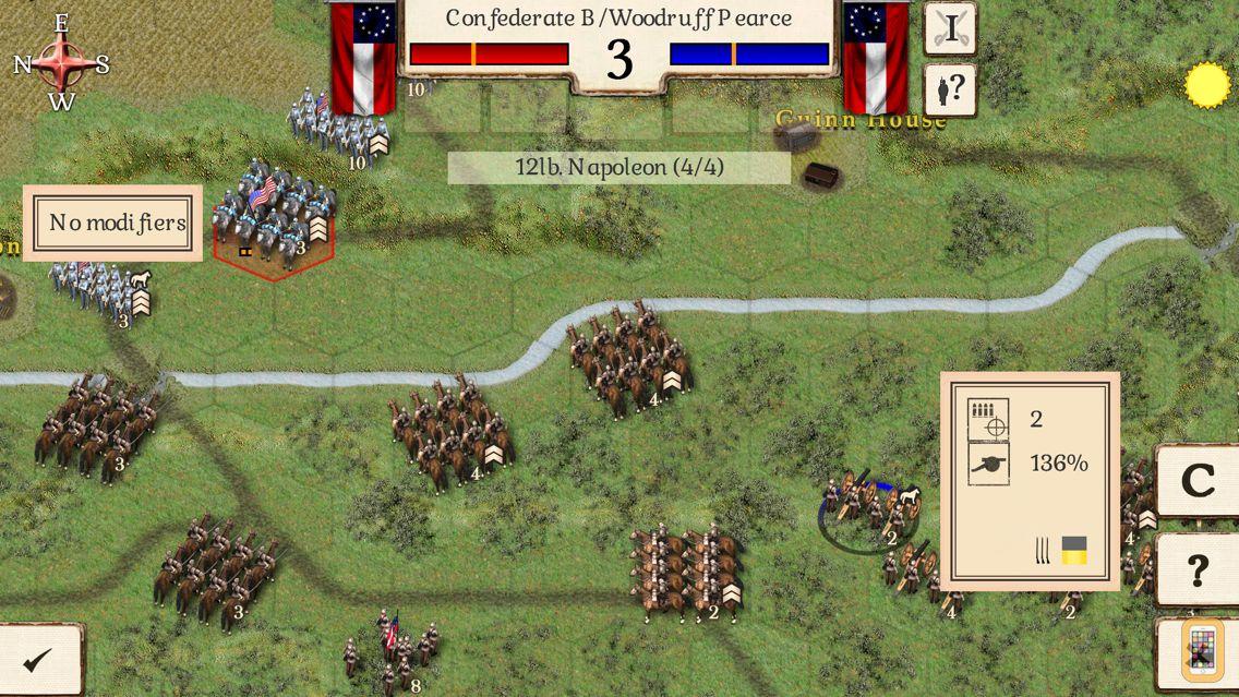 Screenshot - American Civil War Battles