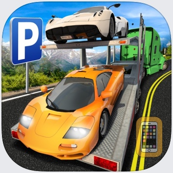 Luxury Car: Showroom Driver by Play With Games Ltd (Universal)