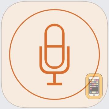 Voice Recorder - free Record Audio Memos by Lin Hongshi (Universal)