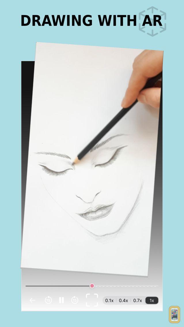 Screenshot - CopyArt: Learn how to Draw