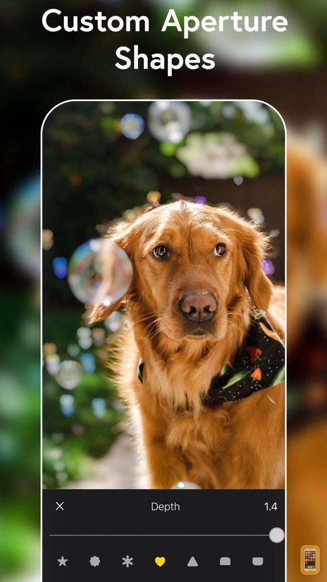 Screenshot - Phocus: Portrait mode editor