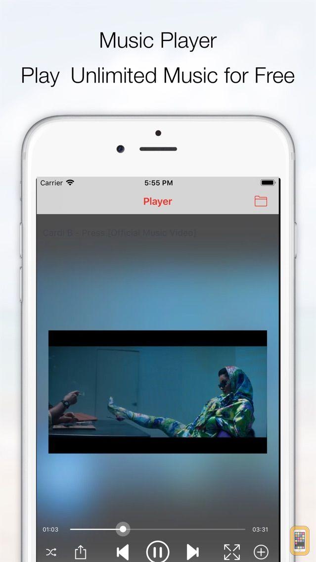 Screenshot - GoMusic -  Video player