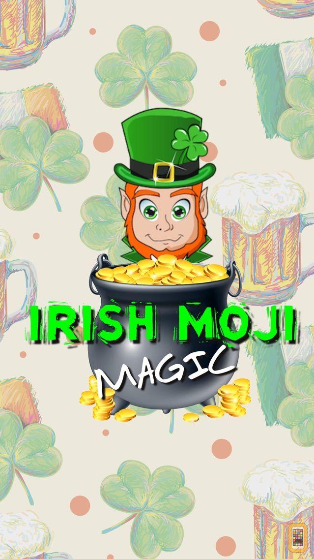 Screenshot - IrishMoji Magic