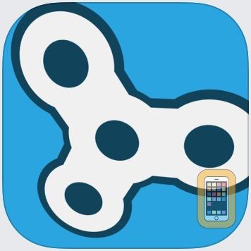 Fidget Spinner - Hand Spin Simulator by Neptun Digital (Universal)