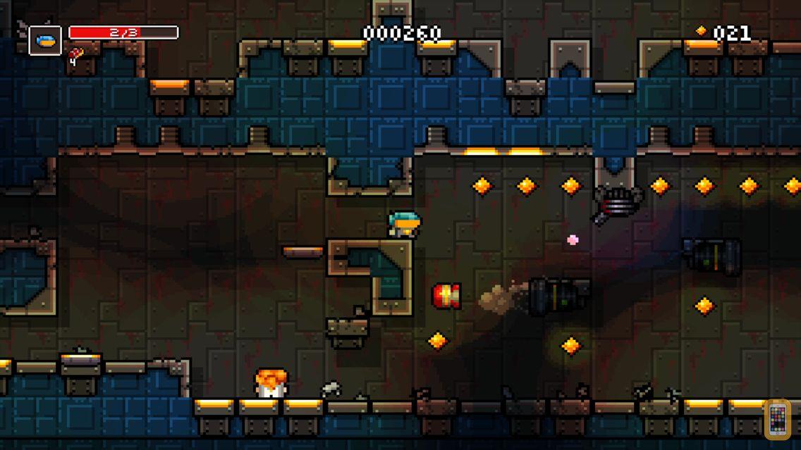 Screenshot - Meganoid(2017)