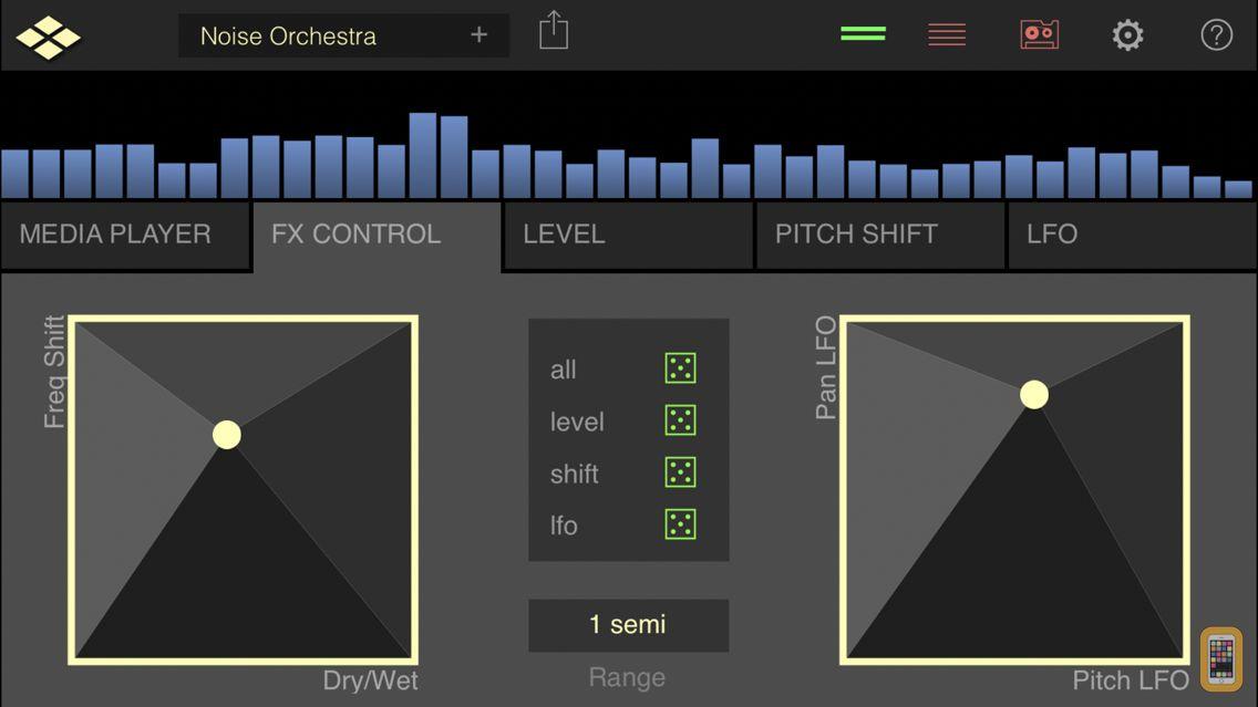 Screenshot - BandShift