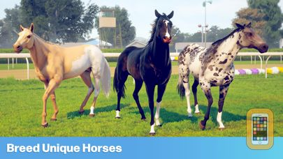 Screenshot - Rival Stars Horse Racing