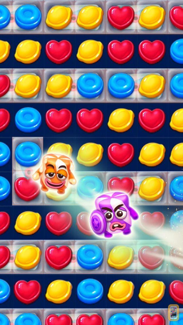 Screenshot - Lollipop2 & Marshmallow Match3