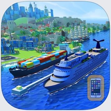 Seaport - Build & Prosper! by PIXEL FEDERATION, s.r.o. (Universal)