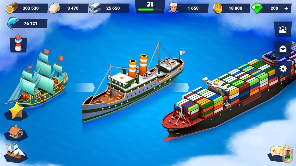 Screenshot - Seaport - Build & Prosper!
