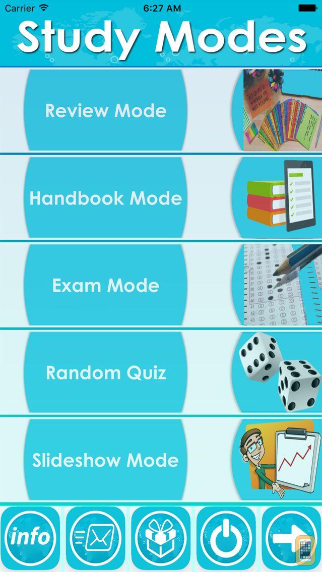 Screenshot - NHA CCMA STUDY GUIDE & Exam Prep App 2017