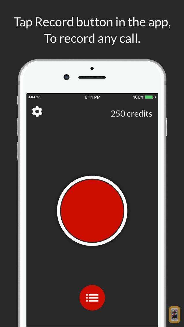 Screenshot - Call Recorder : Record Phone Calls