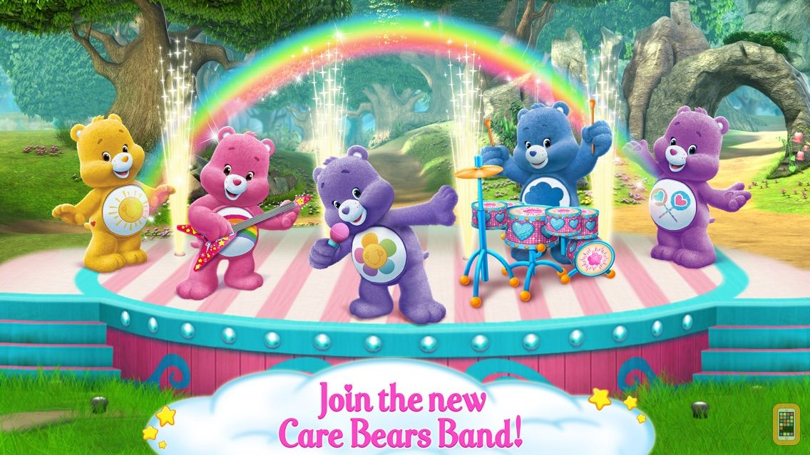Screenshot - Care Bears Music Band