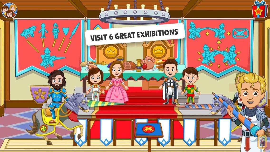 Screenshot - My Town : Museum