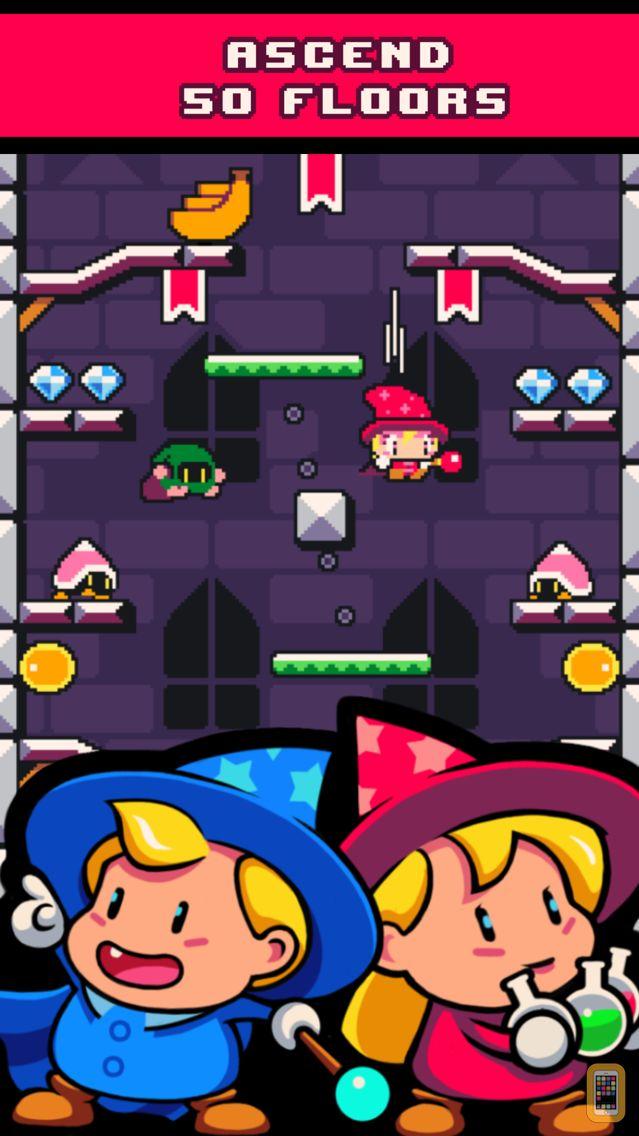 Screenshot - Drop Wizard Tower