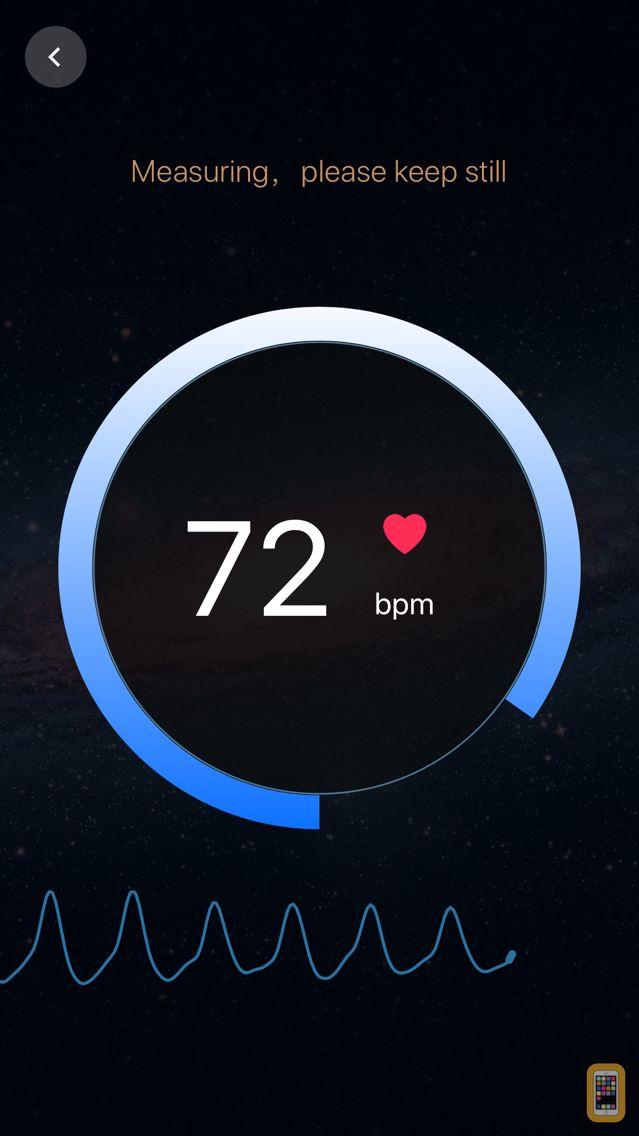 Screenshot - Heart Rate Pro-Health  Monitor