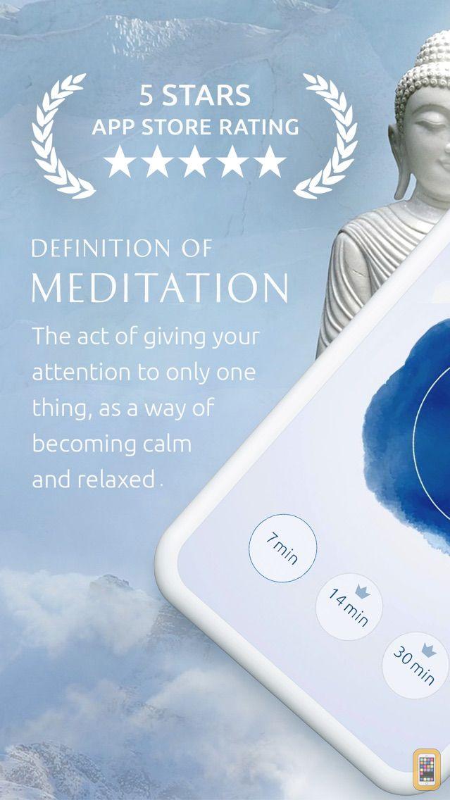 Screenshot - Meditation and Relaxation Pro