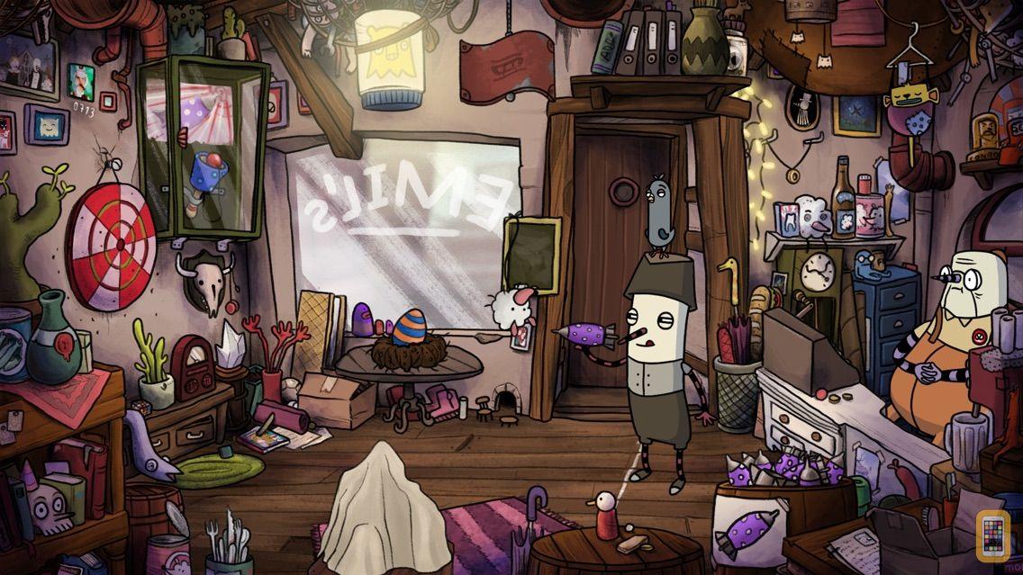 Screenshot - The Inner World 2