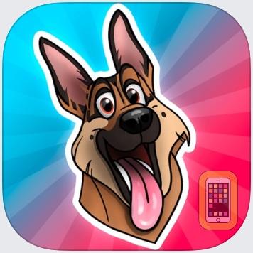 GSDmoji German Shepherd by iCandy Games (Universal)