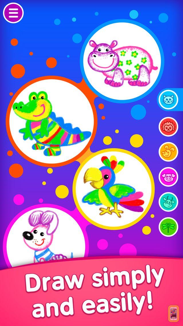Screenshot - Drawing Educational Kids Games