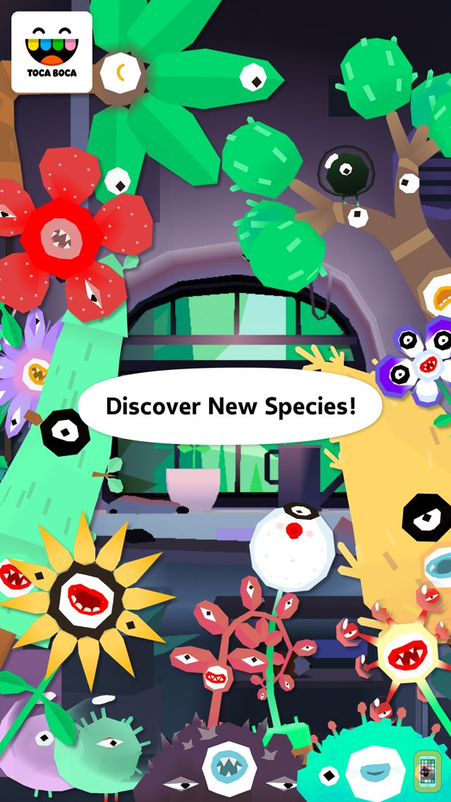 Screenshot - Toca Lab: Plants