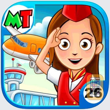 My Town : Airport by My Town Games LTD (Universal)