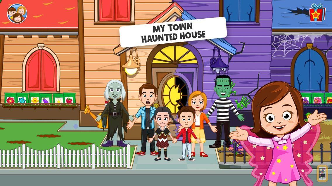 Screenshot - My Town : Haunted House
