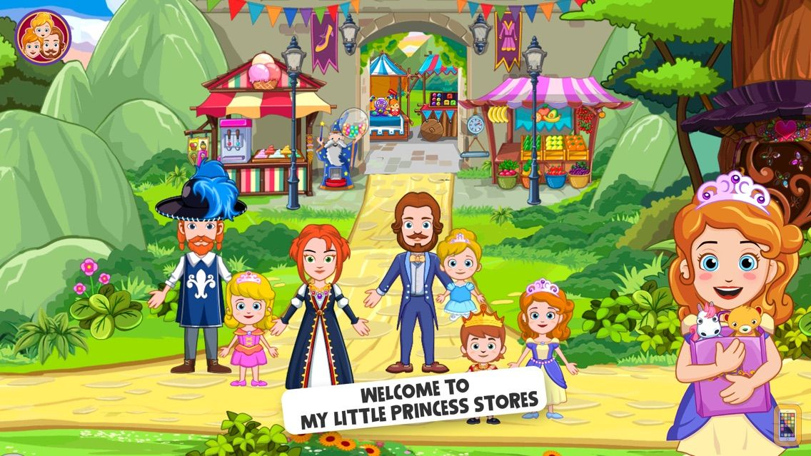 Screenshot - My Little Princess : Stores