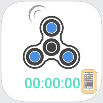 Fidget Spinner Feel by Kaan Yildirim (iPhone)