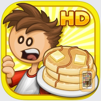 Papa's Pancakeria HD by Flipline Studios (iPad)