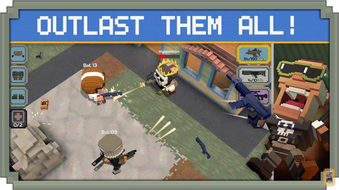 Screenshot - Guns Royale