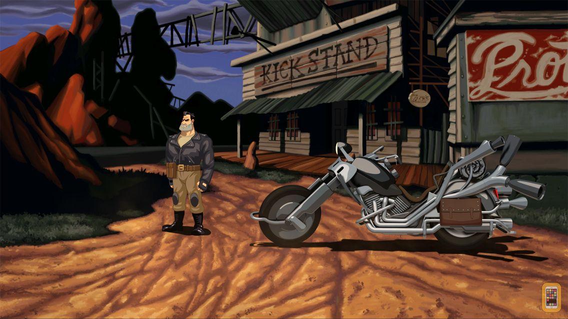 Screenshot - Full Throttle Remastered