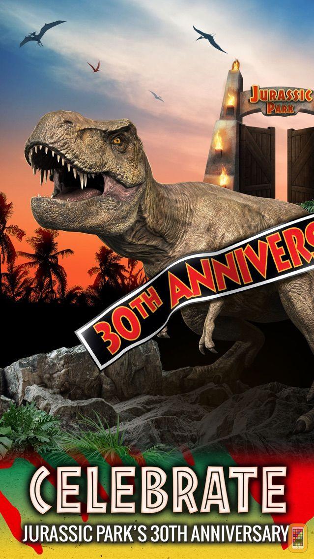 Screenshot - Jurassic World Alive