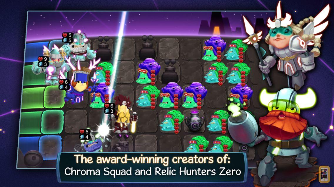 Screenshot - Star Vikings Forever