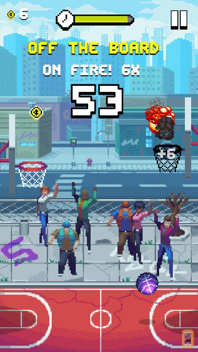 Screenshot - Bouncy Hoops