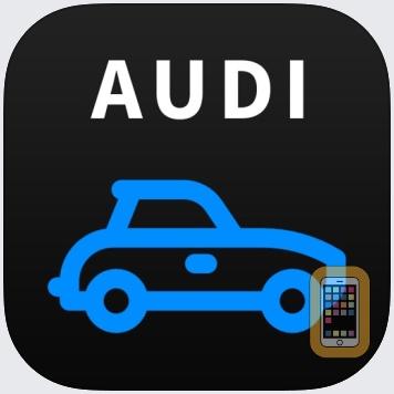 OBD-2 Audi by Rauza Tleuova (iPhone)