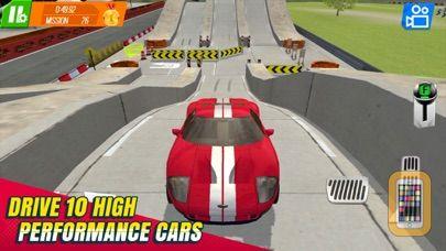 Screenshot - Car Trials: Crash Course Driver