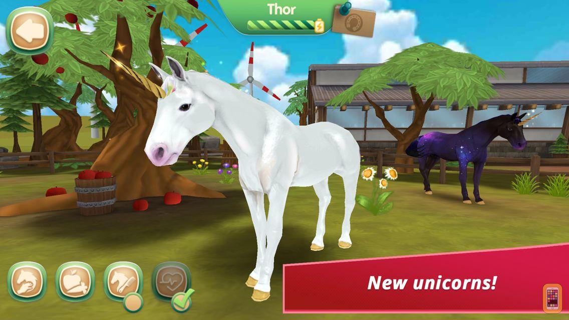 Screenshot - Horse Hotel - care for horses