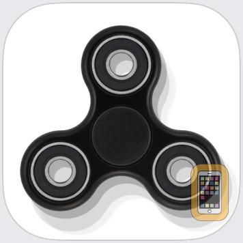 Fidget Spinner - Finger Simulator by Top Crazy Games LLC (Universal)