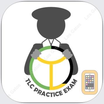 TLC Practice Exam by Los Gatos Taxi Innovators (iPhone)