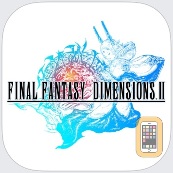 FINAL FANTASY DIMENSIONS II by SQUARE ENIX (Universal)