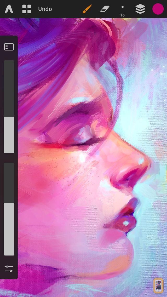 Screenshot - Artstudio Pro: Draw Paint Edit