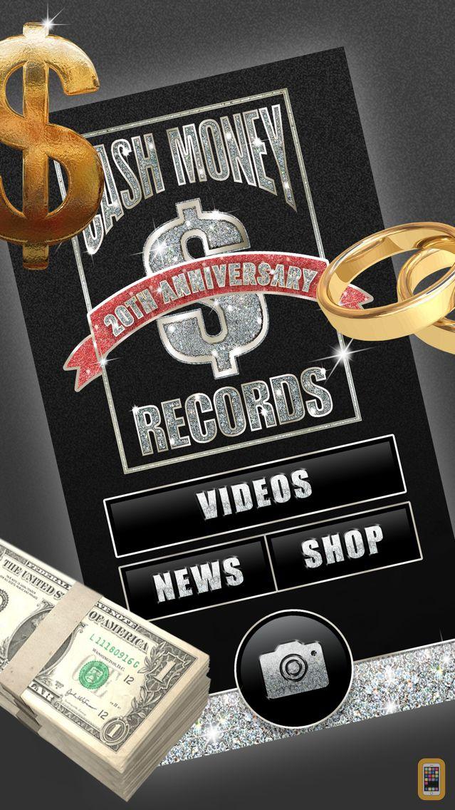 Screenshot - Album Cover Maker - Cash Money