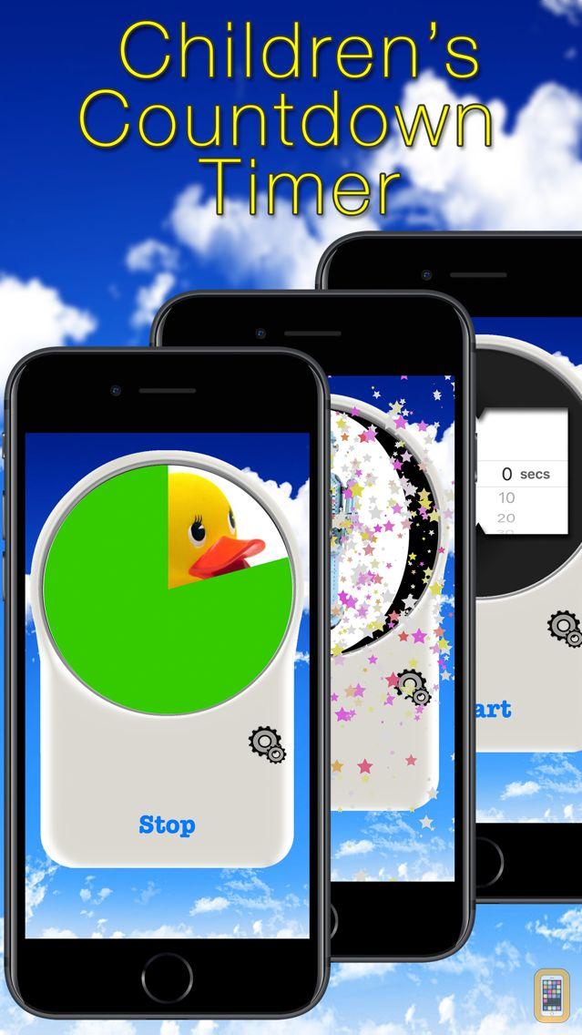 Screenshot - Childrens Countdown for Education - Visual Timer