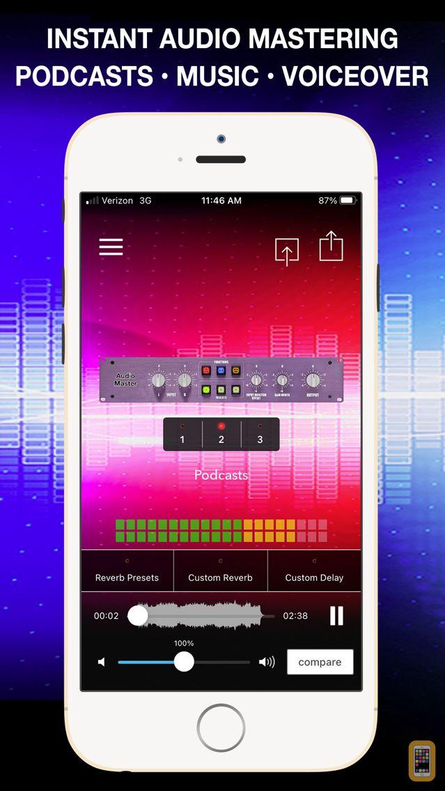Screenshot - AudioMaster Pro: Improve Sound