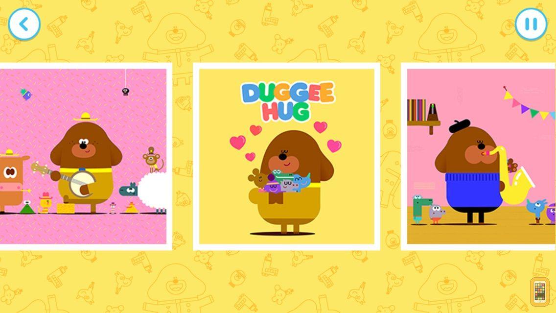 Screenshot - Hey Duggee Jigsaws