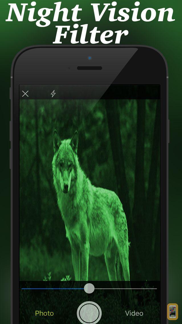 Screenshot - Night Vision Thermal Camera