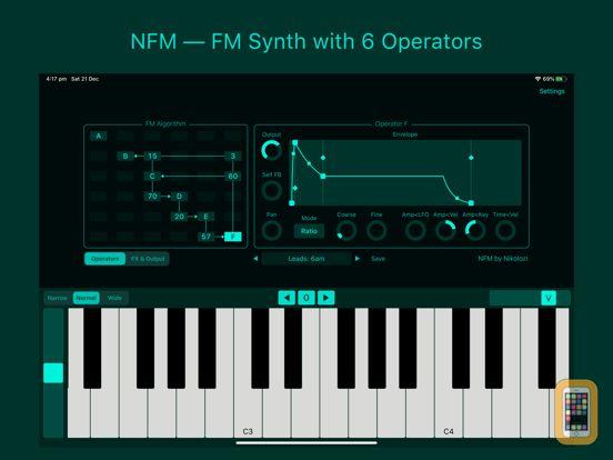 Screenshot - NFM